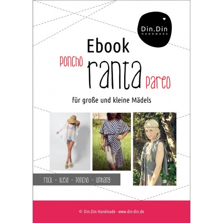 E-Book Ranta Pareo & Poncho