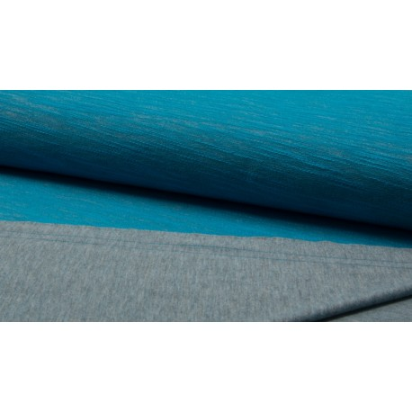 Sweat French Terry - Aqua