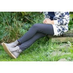 Baumwolljersey - Jeans Strech - blau