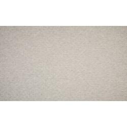 Baumwolljersey melange - mint dots metallic print