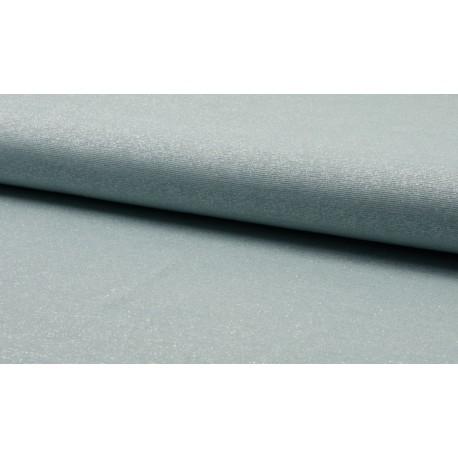 Glitzer Jersey - Sparkle mint