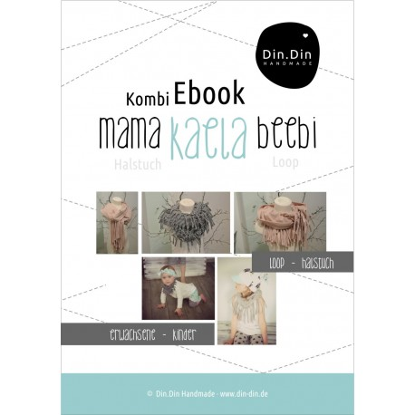 Ebook mama & beebi kaela - Halstuch Loop SM
