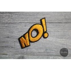 Patch - No, gelb