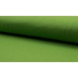 Feinstrick Bündchen glatt, grün