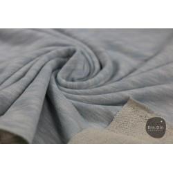 Vintage Sweat - hellblau melliert