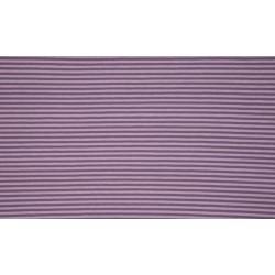 Baumwolljersey - Streifen purple/lila