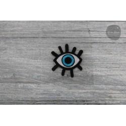 Patch - Auge Größe: ca. 4 x 4cm