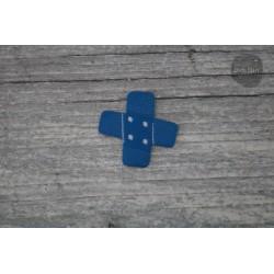Patch - Pflaster klein - blau