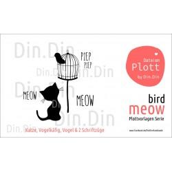 Meow - Bird