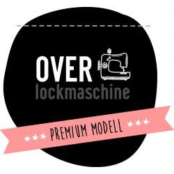 Leih-Overlock-Maschine - Premium