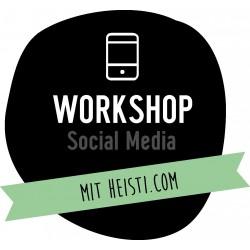 Workshop - Social Media