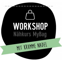 Kombi Ticket Workshop - Nähkurs MyBag