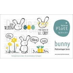 Bunny Komplettserie