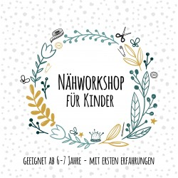 11.05.18 - Kinder Nähworkshop