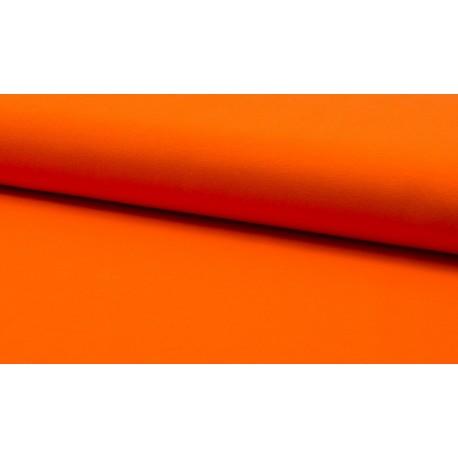 Baumwolljersey - orange