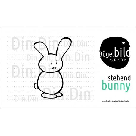 Bunny stehend