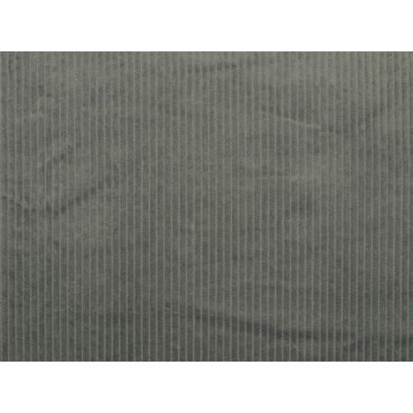 Baumwollcord, Breitcord grau