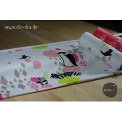Baumwolljersey - Candy Pink