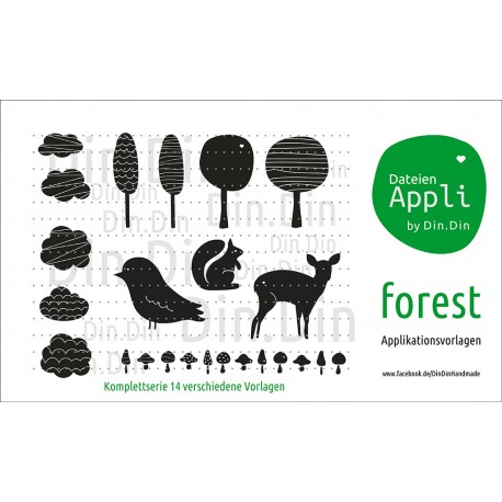 Forest Applikationsserie