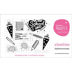 School Time Applikationsserie
