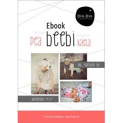 Ebook beebi pea & kaela - Knotenmütze Halstuch