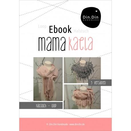 Ebook mama kaela - Halstuch Loop Schnittmuster