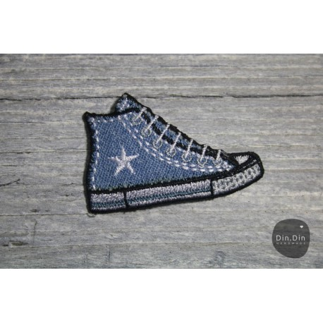 Patch - Chuck Turnschuh, blau