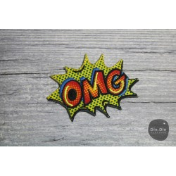 Patch - OMG Comicstyle