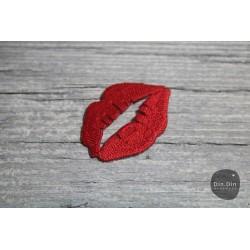 Patch - Kussmund, Lippen