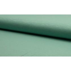 Slub-Viskose-Jersey - dunkel mint