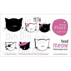 Meow - Head