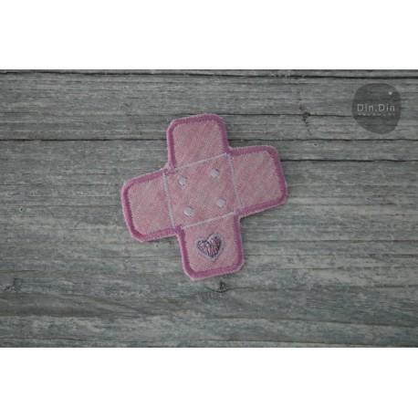 Patch - Pflaster mit Herz
