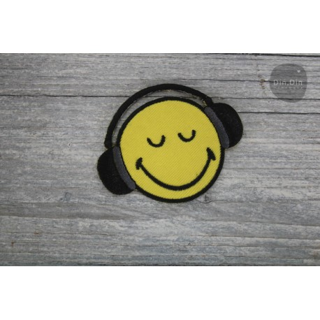 Patch - Smiley Headset, Kopfhörer
