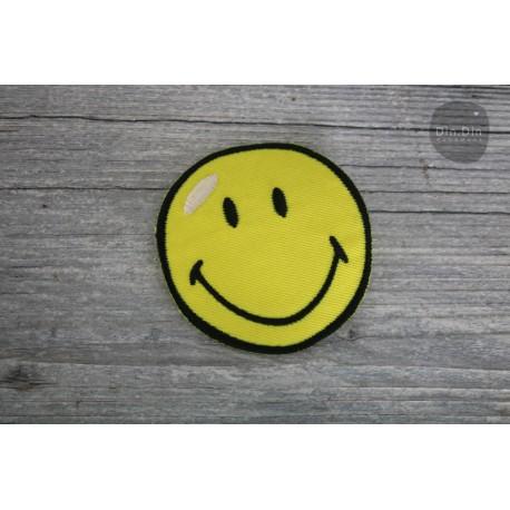 Patch - Smiley Größe je: ca.7 x 6,5cm