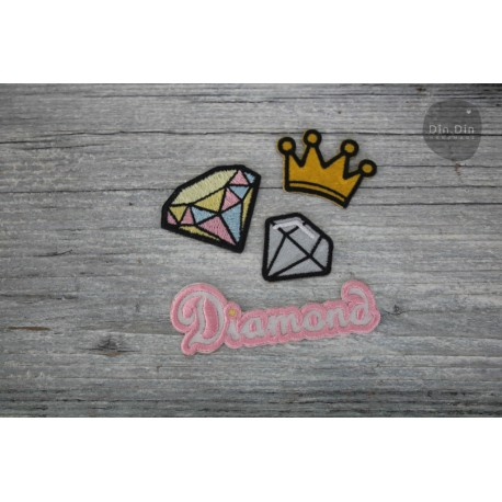 Patch - Diamond Set