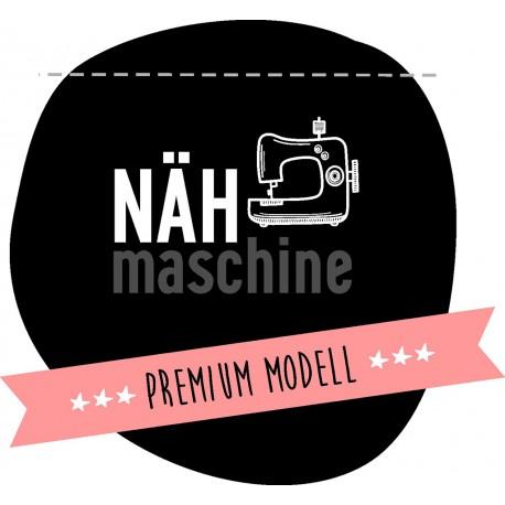 Leih-Nähmaschine - Premium