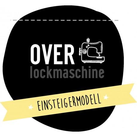 Leih-Overlock-Maschine - Einsteiger