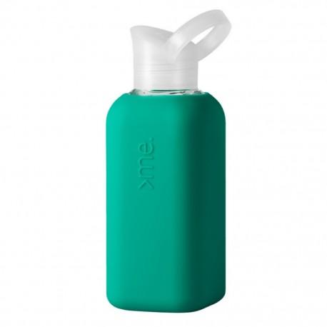 Trinkflasche | Glasflasche 0,5l, Teal