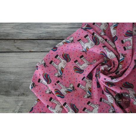 Sweat Mika by Lila-Lotta - Einhorn rosa