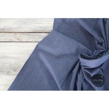 Strech Jeans Sterne, dunkelblau