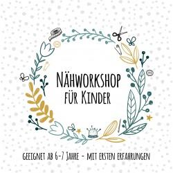 28.04.18 - Kinder Nähworkshop