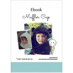 E-Book Muffler Cap - Kapuzenschal -mütze