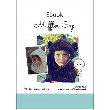 Muffler Cap - Anleitung Kapuzenschal -mütze