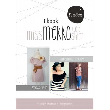 E-Book Kleid/Shirt Miss Mekko