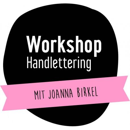 Workshop - Handlettering