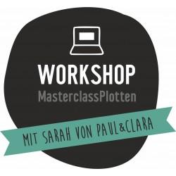 Workshop - Masterclass Plotten