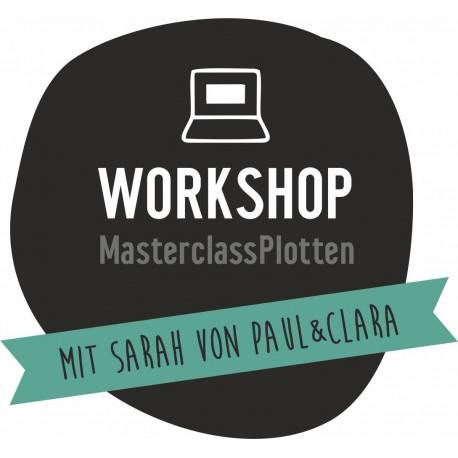 Workshop - Materclass Plotten