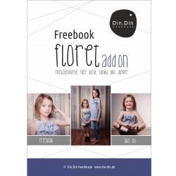 Freebook Floret - Rüschen