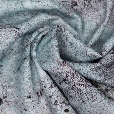 Baumwollsweat Mr. Grey Stone, mint