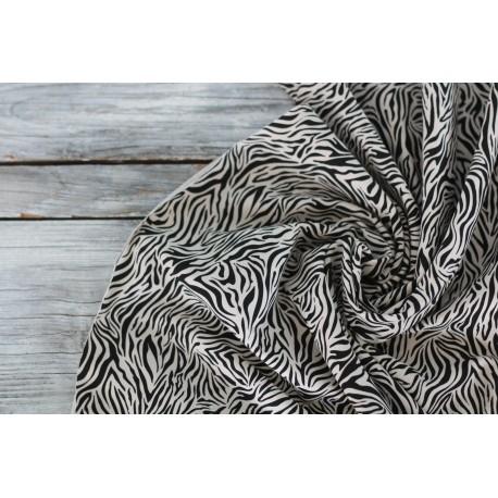Baumwolljersey - Tiger, sand